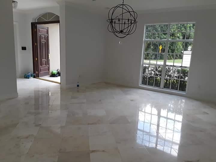 Granite Floor